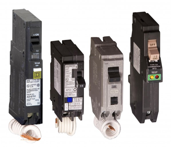 Arc-fault circuit breakers prevent fires   Absolute Electric